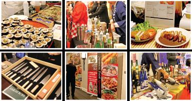 JFC International Inc Sake Expo and Food Show 2019<